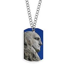 George Washington Mount Rushmore Dog Tags