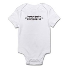 One Bad Mimi Infant Bodysuit