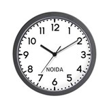 Noida newsroom Basic Clocks
