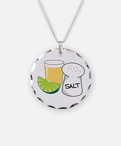 Tequila Shot Necklace