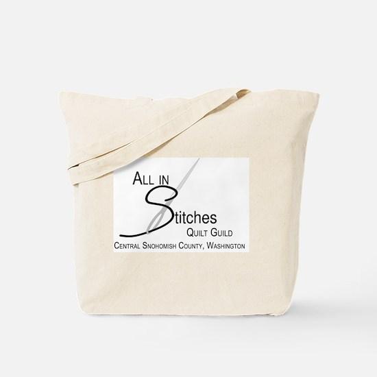 Cool Quilt guild Tote Bag