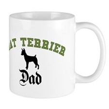 Rat Terrier Dad 3 Mug