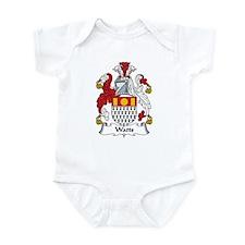 Watts Infant Bodysuit