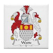 Watts Tile Coaster
