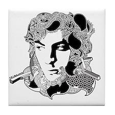 Syd Barrett Tile Coaster