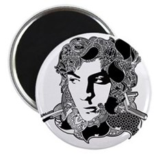 Syd Barrett Magnet