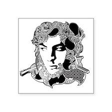 """Syd Barrett Square Sticker 3"""" x 3"""""""