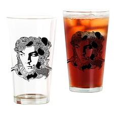 Syd Barrett Drinking Glass