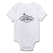 Welcome To Las Vegas Sign Body Suit
