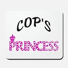COP's Princess Mousepad
