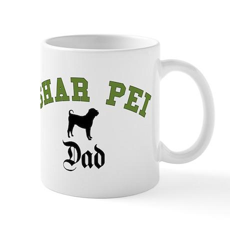 Shar Pei Dad 3 Mug