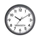 Sarasota newsroom Basic Clocks