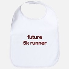 Future 5k Red Bib
