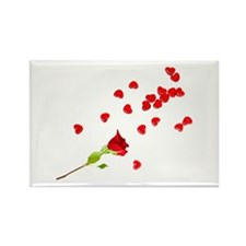 Valentine's Day Rectangle Magnet