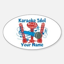 Personalized Karaoke Decal
