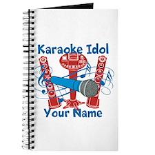 Personalized Karaoke Journal