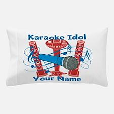 Personalized Karaoke Pillow Case