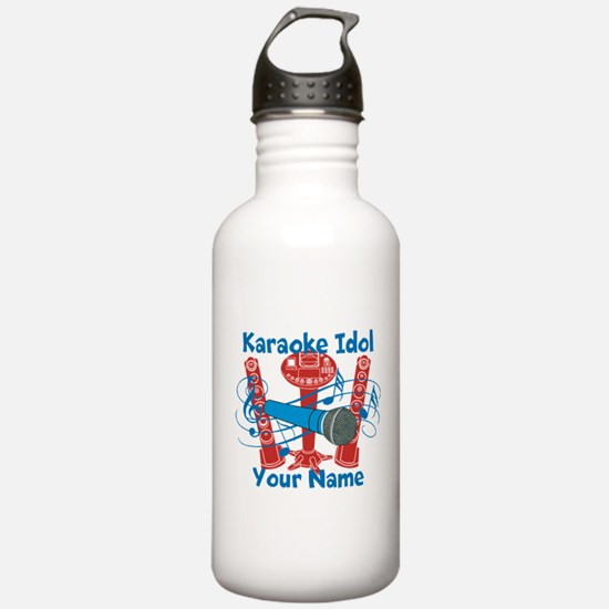 Personalized Karaoke Water Bottle