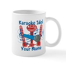 Personalized Karaoke Mugs