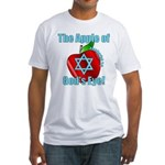 Apple God's Eye Fitted T-Shirt