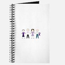 Alzheimers Stick Figures Journal