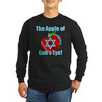 Apple God's Eye Long Sleeve Dark T-Shirt
