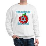Apple God's Eye Sweatshirt