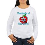Apple God's Eye Women's Long Sleeve T-Shirt