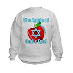 Apple God's Eye Kids Sweatshirt