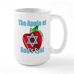 Apple God's Eye Large Mug