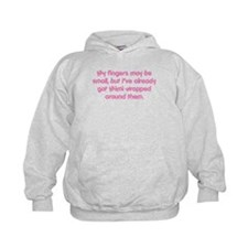 Mimi's Wrapped (pink) Hoodie
