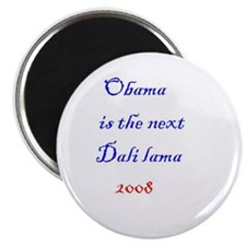 Cute Political anit obama Magnet