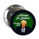 """Arizona For Sanders 2016 Campaign 2.25"""" Butto"""