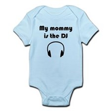 My Mommy Is The DJ Body Suit