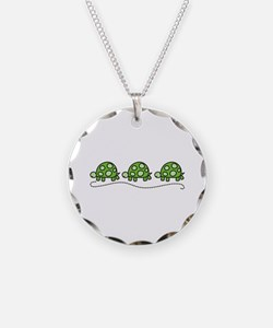Turtles Necklace