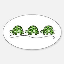 Turtles Decal