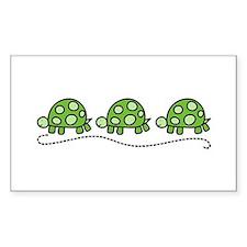 Turtles Decal