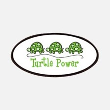 Turtle Power Patches