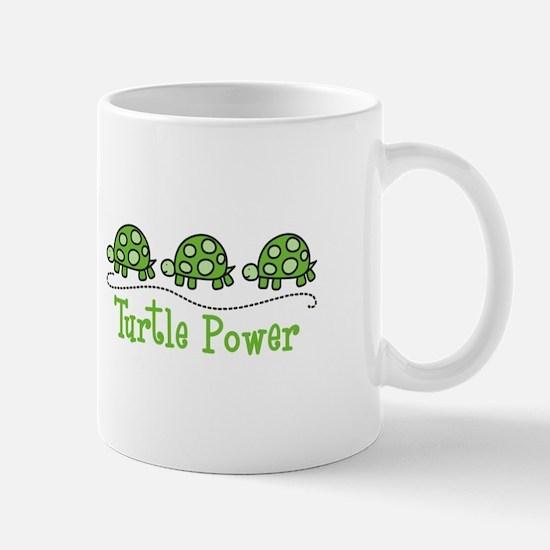 Turtle Power Mugs