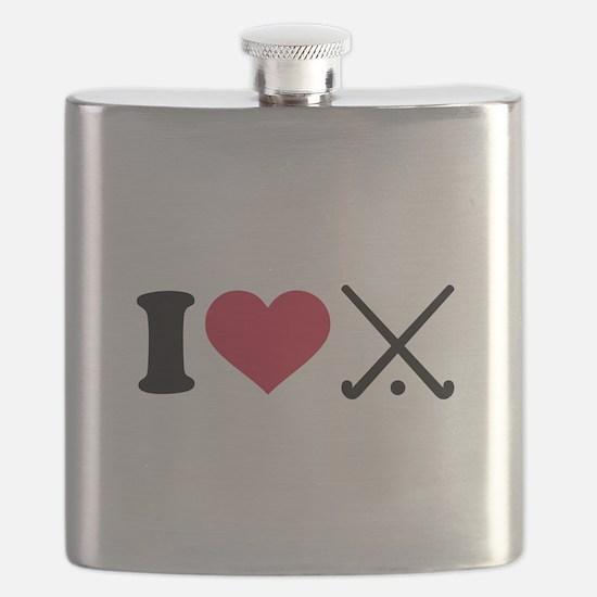 I love Field hockey clubs Flask