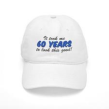 Took Me 60 Years Baseball Baseball Baseball Cap