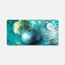 colorful ornaments modern christmas Aluminum Licen