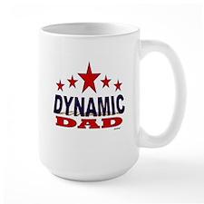Dynamic Dad Mug