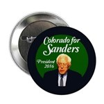 "Colorado For Sanders 2016 Campaign 2.25"" Butt"