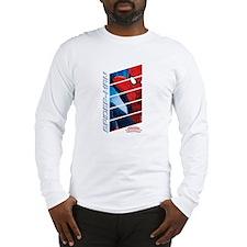Spiderman Stack Long Sleeve T-Shirt