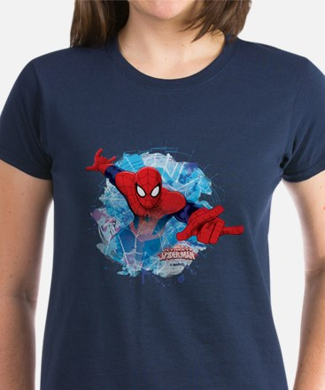 Spiderman Web Tee