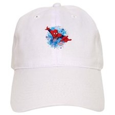 Spiderman Web Baseball Cap