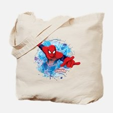 Spiderman Web Tote Bag