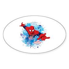 Spiderman Web Decal