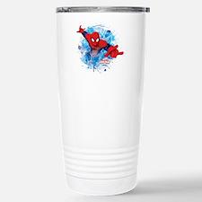 Spiderman Web Travel Mug